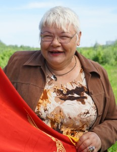 Марина Клещева